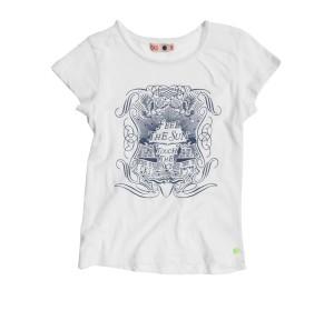 CKS T-Shirt Banda weiss