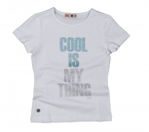 CKS T-Shirt Belize optical white