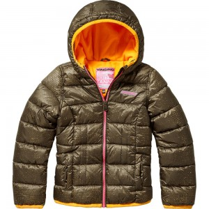 Vingino Winter-Jacke mit Kapuze TANNI army green wood