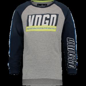 Vingino Langarm-Shirt/Longsleeve JURG grey mele