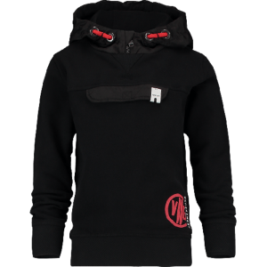 Vingino Kapuzen-Sweat-Shirt / Hoodie NASH black