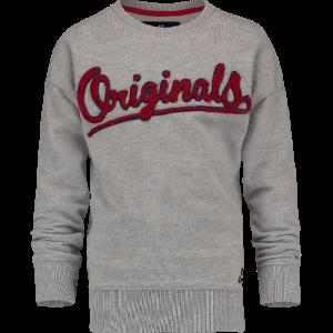 Vingino Sweat-Shirt/Sweater NEF light grey mele