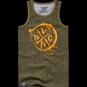 Vingino Unterhemd / Tank NVC army moss