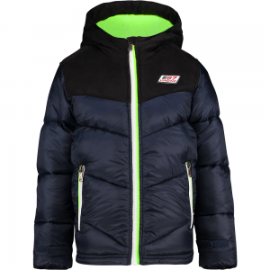 Vingino Winter-Jacke mit Kapuze TAROH dark blue