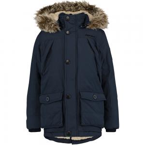 Vingino Winter-Jacke/Winter-Mantel mit Kapuze THIBAUT dark blue