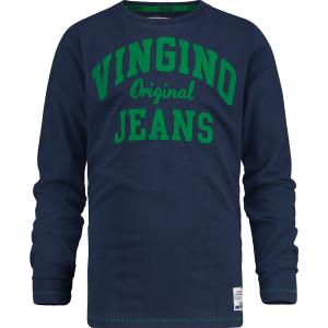 Vingino Langarm-Shirt/Longsleeve JERIAH dark blue 128 - 8y