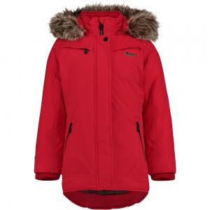 Vingino Winter Long-Jacke / -Mantel mit Kapuze TEISHA classic red