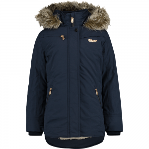 Vingino Winter Long-Jacke / -Mantel mit Kapuze TEISHA dark blue