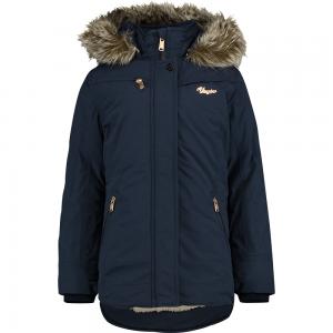 Vingino Winter Long-Jacke / -Mantel mit Kapuze TEISHA dark blue