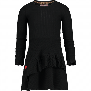 Vingino Strick-Kleid PEDOSA deep black