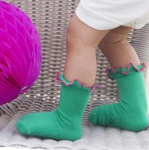 Bonnie Doon Lettuce Baby-Socken lucky