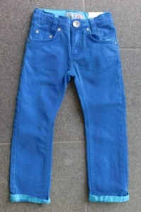 Blue Effect Jungen coloured Jeans aqua/kobalt NORMAL