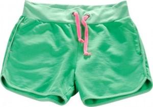 Blue Effect Mädchen Sweat-Short grün