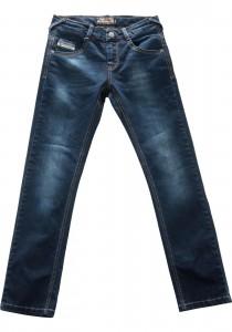 Blue Effect Mädchen Jeans clean grau NORMAL