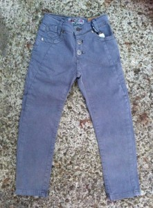 Blue Effect Mädchen Boyfriend Jeans mausgrau NORMAL