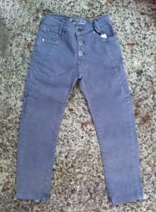 Blue Effect Mädchen Boyfriend Jeans mausgrau NORMAL