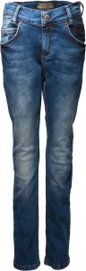 Blue Effect Skinny Jungen Jeans blue denim NORMAL