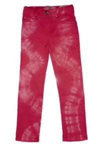 Blue Effect Mädchen coloured Batic Jeans koralle NORMAL