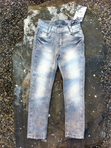 Blue Effect Mädchen Jeans grey denim light NORMAL