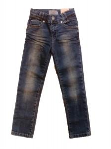 Blue Effect Mädchen Jeans dunkelblau mit Stern