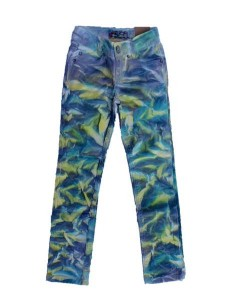 Blue Effect Mädchen Batic-Jeans multicolor