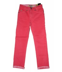 Blue Effect Mädchen coloured Jeans rose/korall NORMAL