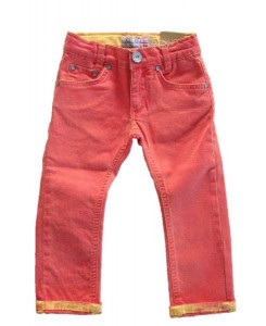 Blue Effect Jungen coloured Jeans mais/rost-orange NORMAL