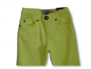 Blue Effect Jungen coloured Jeans neon gelb NORMAL