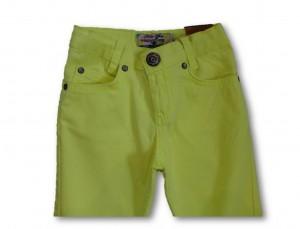 Blue Effect Jungen coloured Jeans neon gelb NORMAL