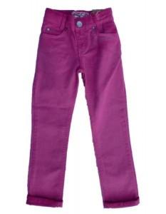 Blue Effect Mädchen coloured Jeans magenta oil verlauf NORMAL