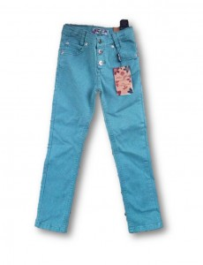 Blue Effect Mädchen Jeans zinkgrün NORMAL