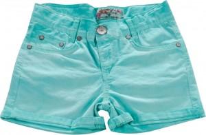 Blue Effect Mädchen coloured-Short minttürkis oil verlaufend