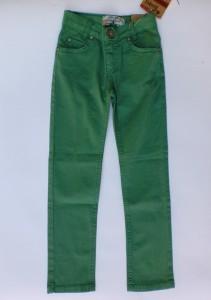 Blue Effect Mädchen coloured Jeans moosgrün