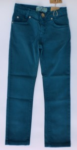 Blue Effect Mädchen coloured Jeans petrol