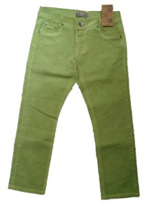 Blue Effect Jungen coloured Jeans kiwi oil WEIT/COMFORT