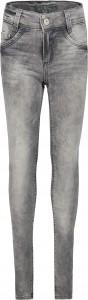 Blue Effect Mädchen Ultrastretch Jeans grey denim SUPER SLIM