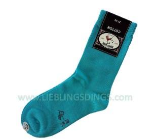 Bonnie Doon Basic-Socken surf