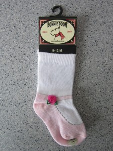 Bonnie Doon Baby Socken Ballerina Rose rosa