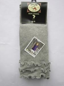 Bonnie Doon Frou Frou Baby Rock-Legging hellgrau