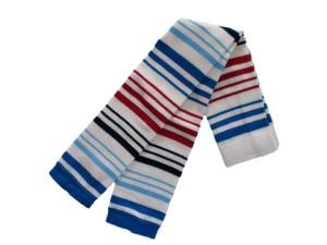 Bonnie Doon Energetic Stripes Legging off white