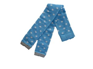 Bonnie Doon Juicy Dots Legging aquatic = hellblau