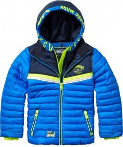 Vingino Winter-Jacke mit Kapuze TADY reflex blue