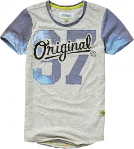 Vingino T-Shirt JACK grey mele