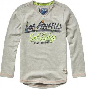 Vingino Langarm-Shirt/Longsleeve JAROON grey mele