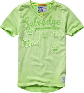 Vingino T-Shirt HAMI neon green