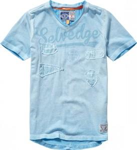 Vingino T-Shirt HAMI tropic blue