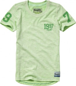 Vingino T-Shirt HARRES neon green