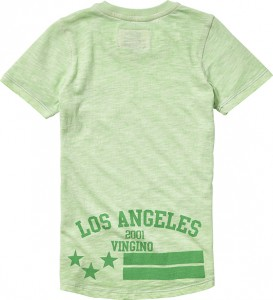 Vingino T-Shirt HARRES neon green 152 - 12y