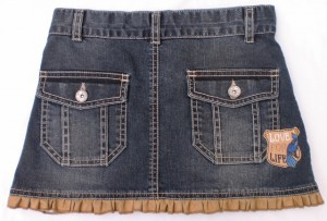 Carbone Rock blue denim