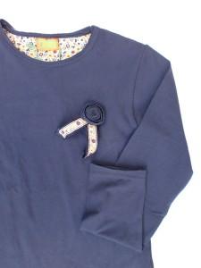 Paglie Langarm-Shirt / Longsleeve blau